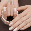 Gel Nail Strip - Star Sign #10