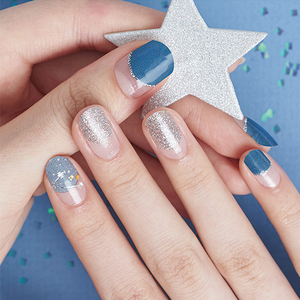 Gel Nail Strip - Star Sign #3