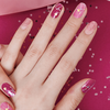 Gel Nail Strip - Star Sign #7