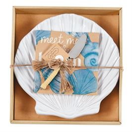 Beach House Cheese Set