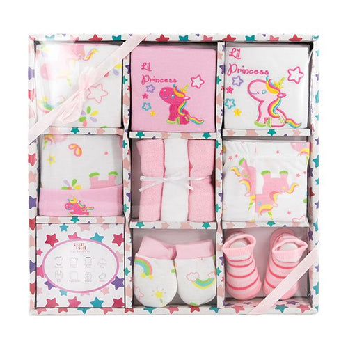 Baby - 10 pc pink