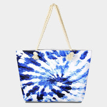 Load image into Gallery viewer, Beach Tote - Tie Dye