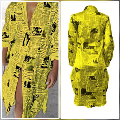 Yellow Pages Dress