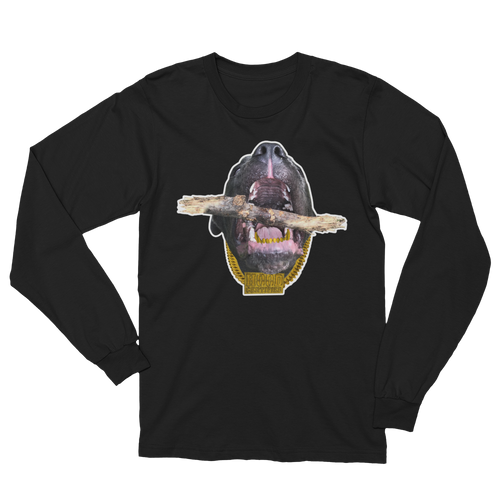 Hood Certified ® : 'Castro' Long Sleeve Shirt (Black)