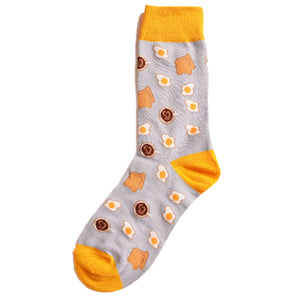Breakfast Socks *NEW RELEASE* + Free Autographed Picture