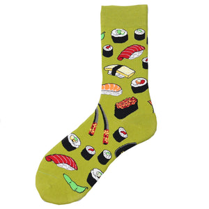 Sushi Socks + Free Autographed Picture