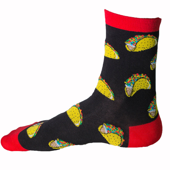 Taco Socks + Free Autographed Picture