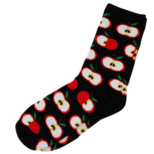 Apple Food Socks *NEW RELEASE* + Free Autographed Picture