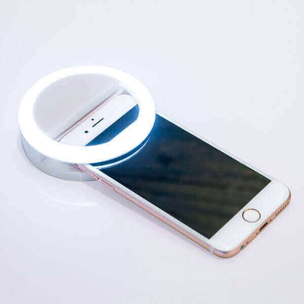 Smartphone Ring Light *Pre-Order: Shipping MAY 2019*