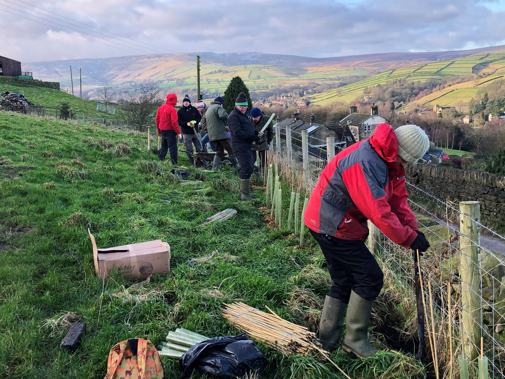 Green Grants Available in the Holme Valley