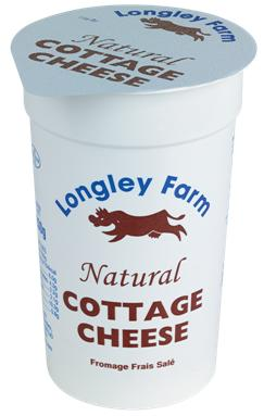 Natural cottage cheese available in more Sainsbury's stores