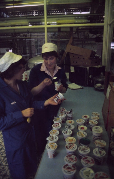 The History of Yogurt