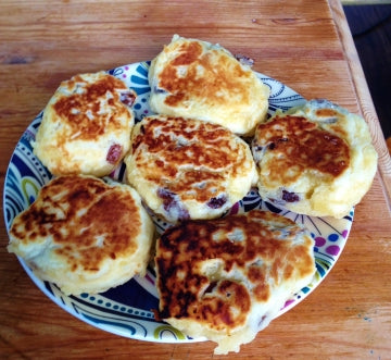 Buttermilk Slim Cakes