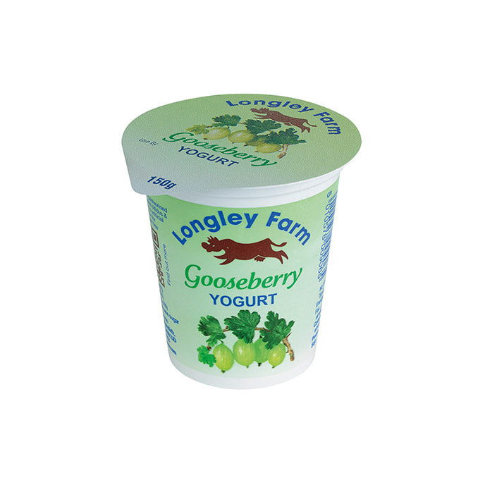 Gooseberry Yogurt