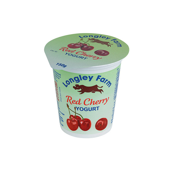 Red Cherry Yogurt
