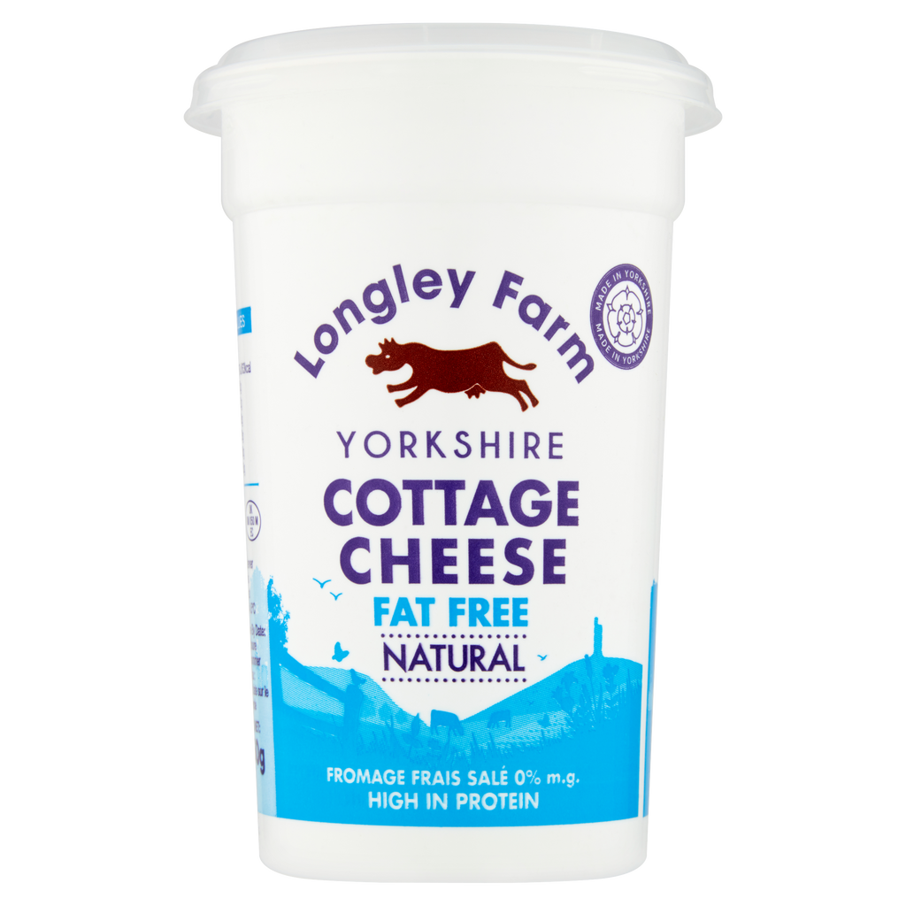 Fat Free Natural Cottage Cheese