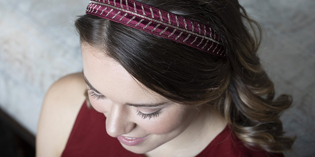 Lori Weitzner headbands and hair accessories- Medeina