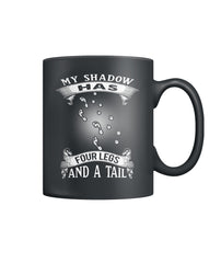 My Shadow Color Coffee Mug