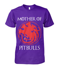 Mother Pitbulls