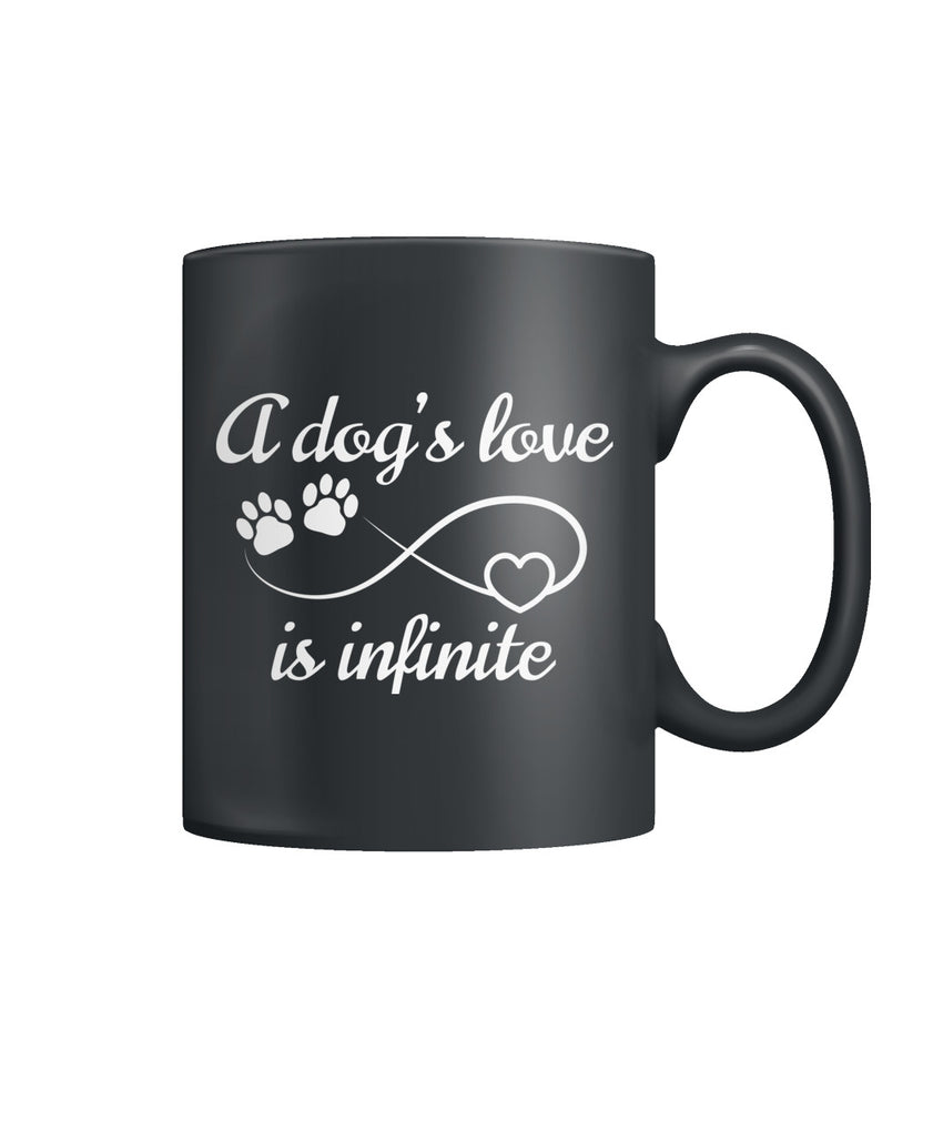 Infinite Love Color Coffee Mug