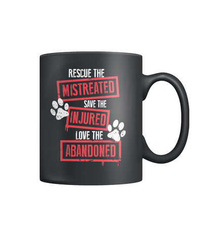 Rescue Color Coffee Mug