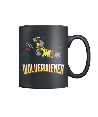 Wolverwiener Color Coffee Mug