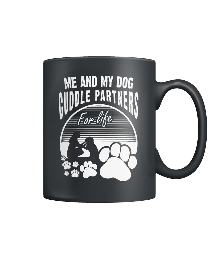 Cuddle Partners Color Coffee Mug