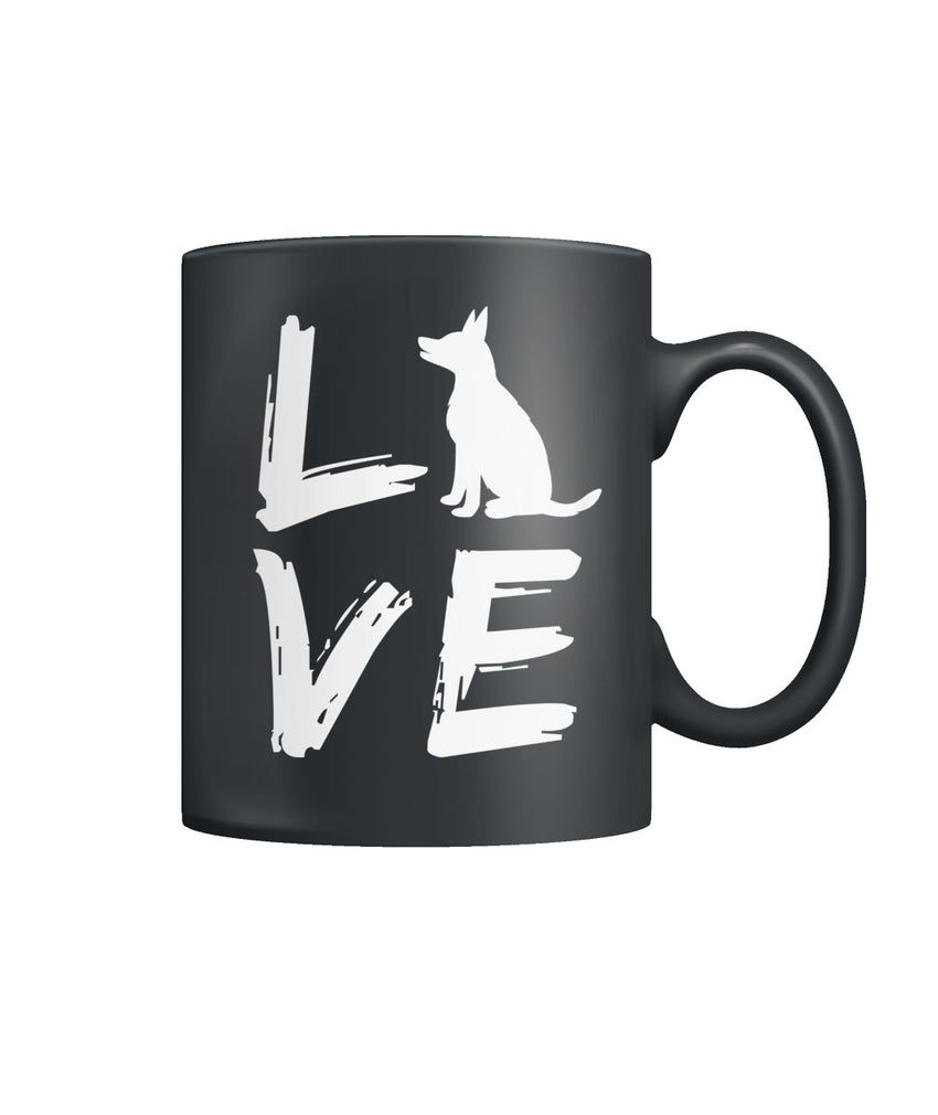 Love Mug Color Coffee Mug