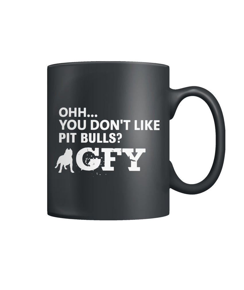 G F Y Color Coffee Mug