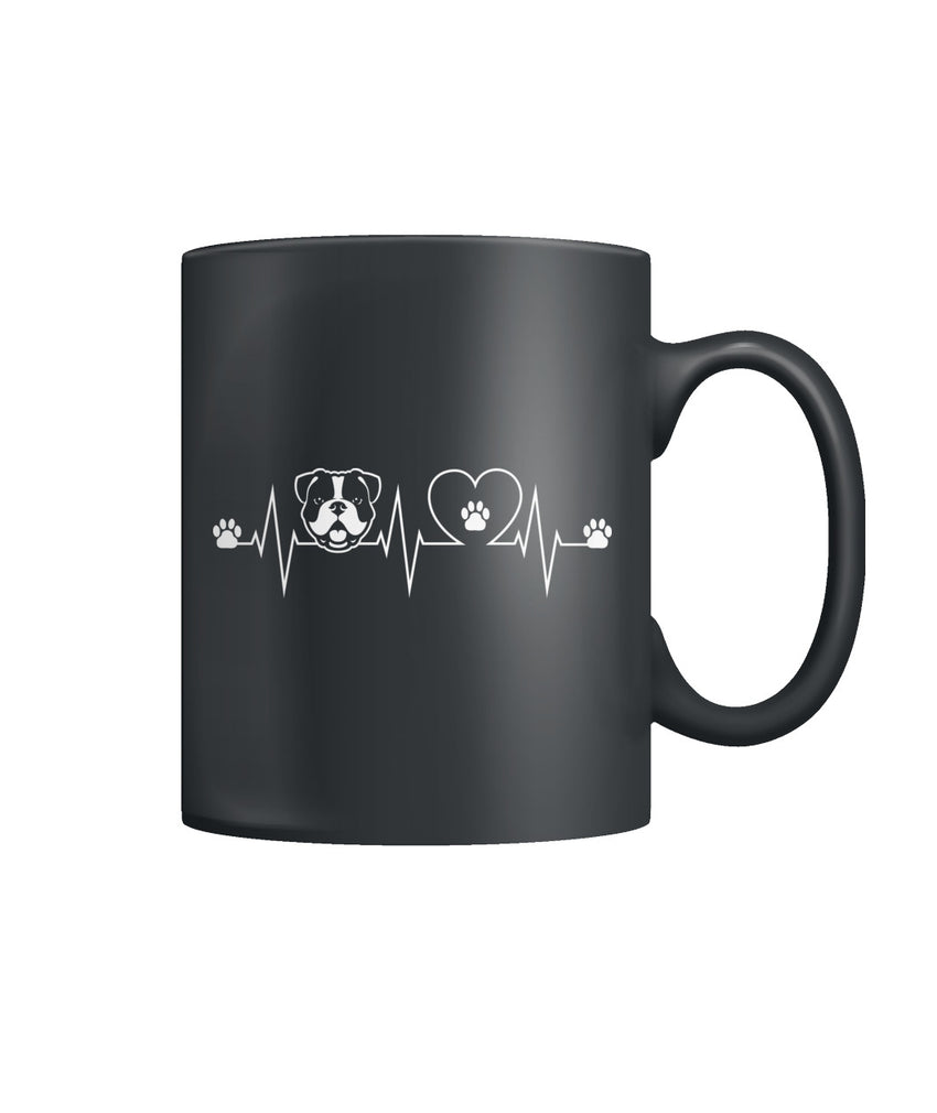 Heartbeat Color Coffee Mug