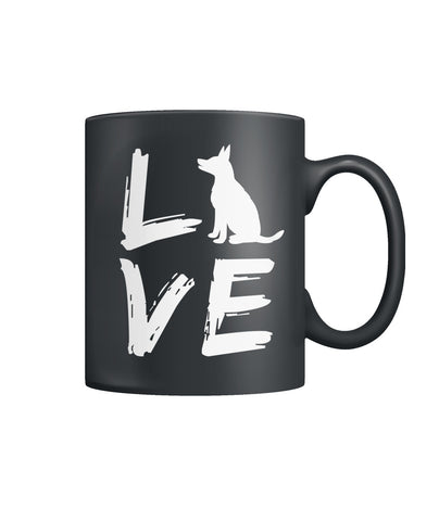 Love Color Coffee Mug