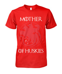 Mother Huskies