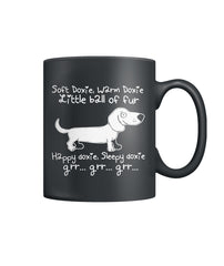 Grrr Grrr Grrr Color Coffee Mug