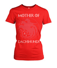 Mother Dachshunds