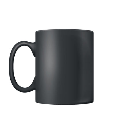Mess Me Color Coffee Mug