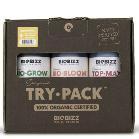 Try Pack Indoor 750 ml