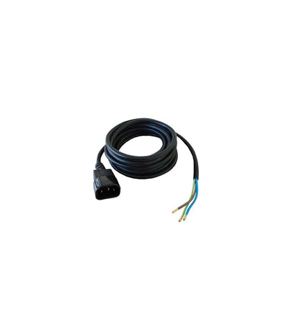Cable Tipo IEC Macho