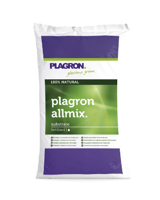 Sustrato Plagron All Mix 50 Lt