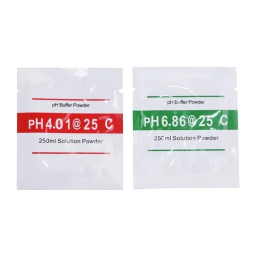 Polvo Calibrador Pack PH4/PH6,86
