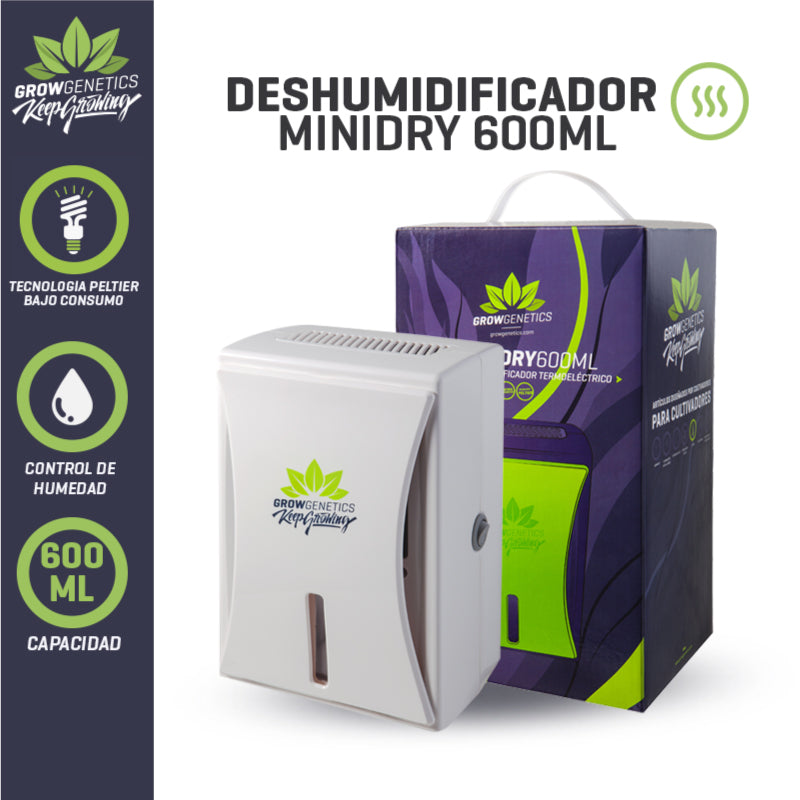 Deshumidificador 600 ml
