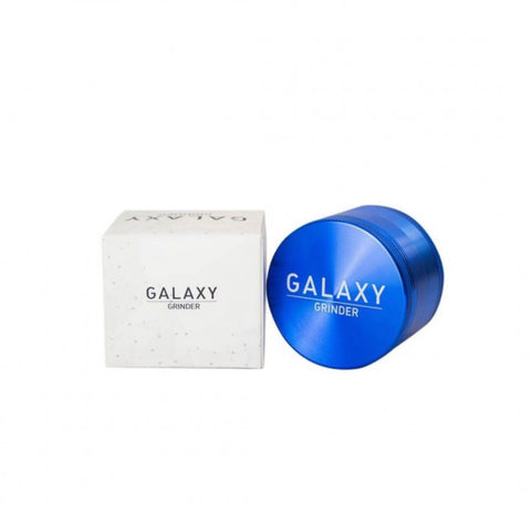 Moledor Galaxy Grinder Azul 55 mm
