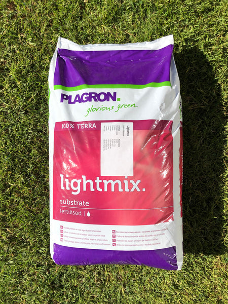Sustrato Plagron Light Mix 50 Lt