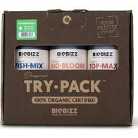 Try Pack Outdoor Biobizz 750 ml