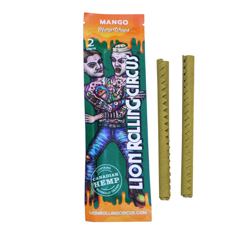 Papel Hemp Wrap Mango