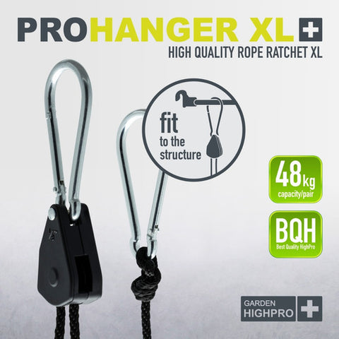 Poleas Prohanger XL