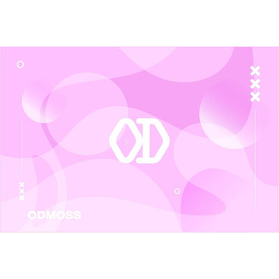 Gift Card Bubble Pink - odmoss