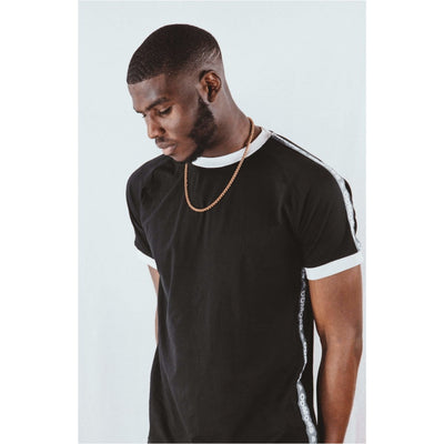 Raisin Black T-Shirt - odmoss