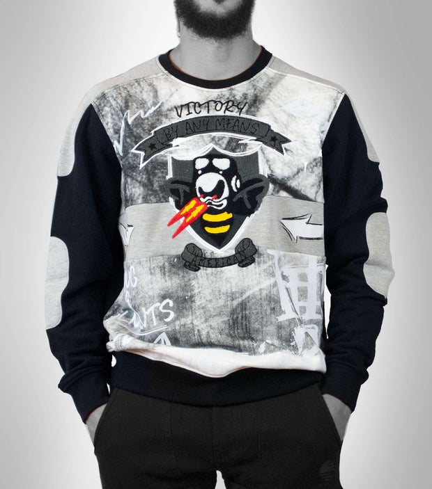 Victory Bee Sweatshirt