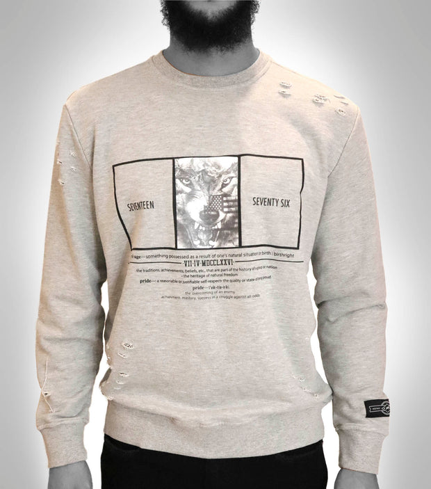 Heritage World Sweatshirt