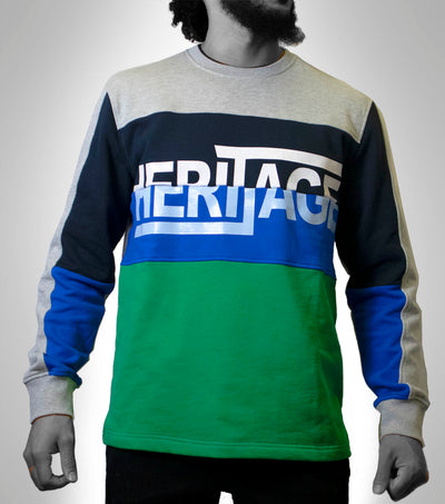 Heritage Color Block Fleece